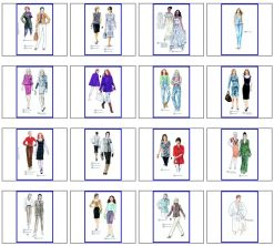 Sewing Patterns Autumn 274