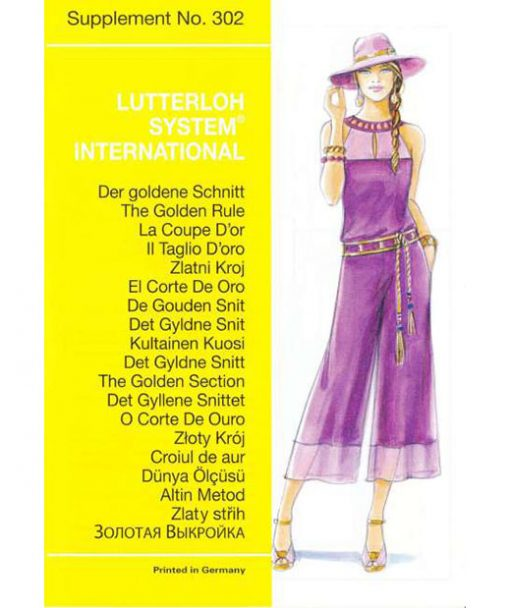 Sewing Pattern 302 Titel