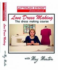 May Martin Dress Making Course