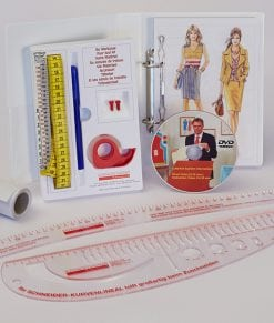 The Golden Rule with 280 sewing pattern.
