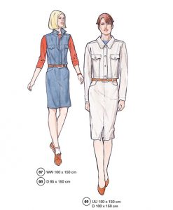 Sewing Patterns System The Golden Rule with Curves and Paper
