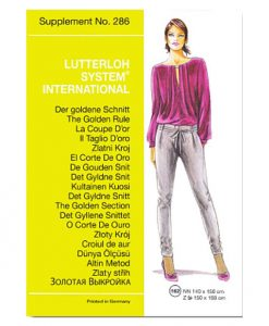 Titel of Sewing Patterns Supplement 286