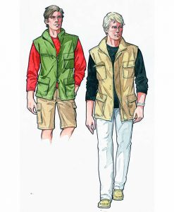 Sewing Patterns Supplement 304 Modell 16