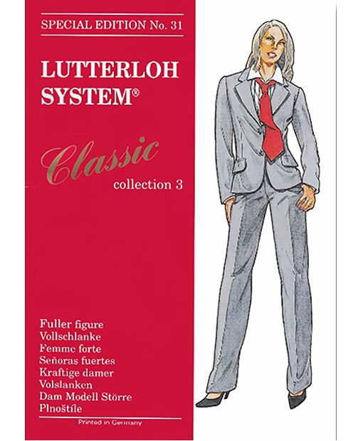 Sewing Patterns Supplement No. 31, Fuller Figure Edition