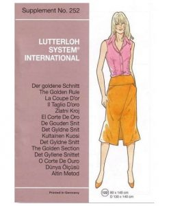 Sewing patterns for the spring from February supplement No. 252