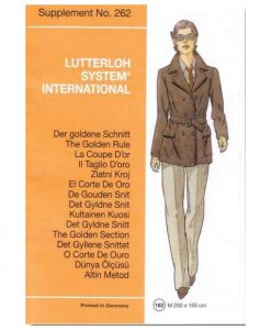Sewing Patterns for the Autumn from the August Supplement No. 262