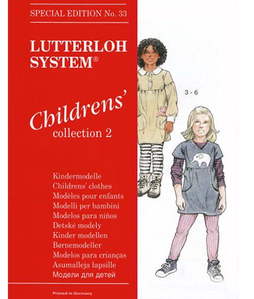 sewing patterns children edition 2