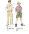 sewing patterns for children 38-42