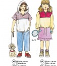 sewing patterns for children 48-51