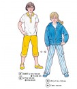 sewing patterns for children no. 21-24
