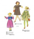sewing patterns for children no. 25-29