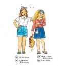 sewing patterns for children no. 34-37