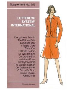 Sewing Patterns for the Winter from November Supplement No. 255